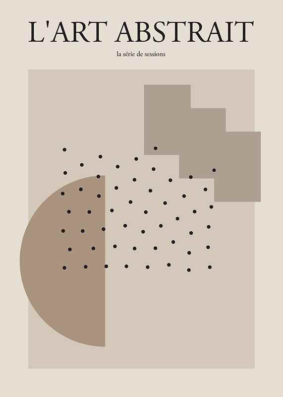 L'art Abstrait No4-1