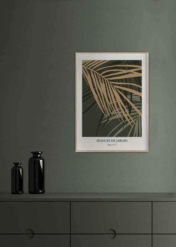 Botanical Graphic No3-2