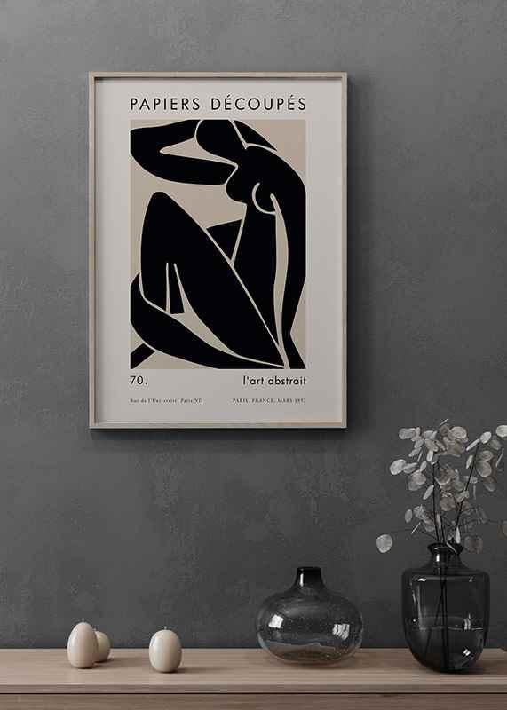 Matisse Cutout Woman-2