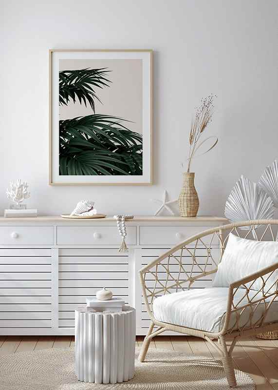 Palm Leaves Natural-4
