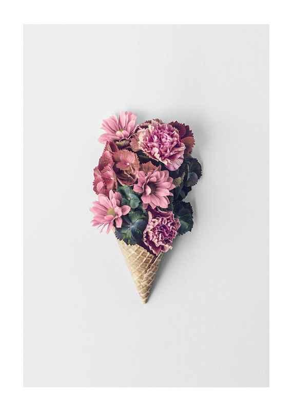 Flower Cone-1