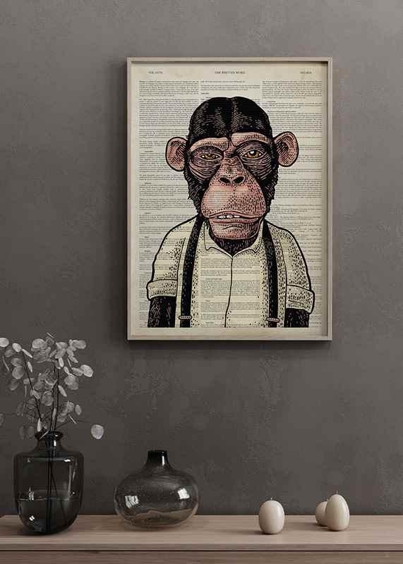 The Chimpanzee -2
