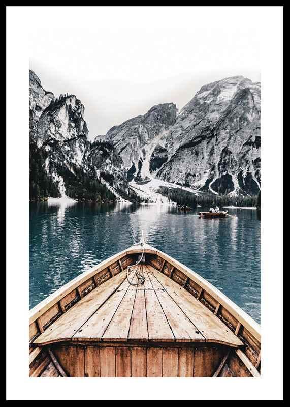 Braies Lake No1
