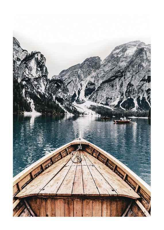 Braies Lake No1-1