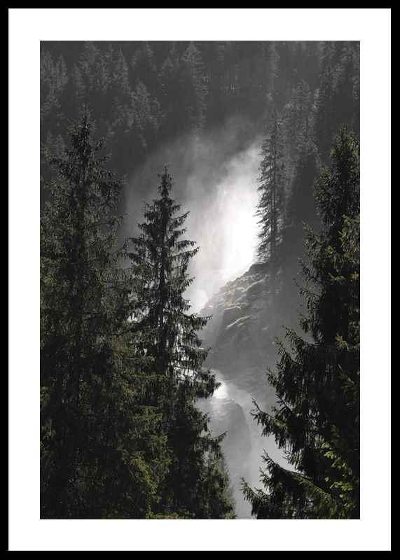 Krimml Waterfalls