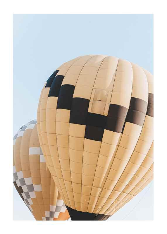 Yellow Air Balloons-1