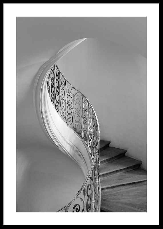 Curved Stairs-0