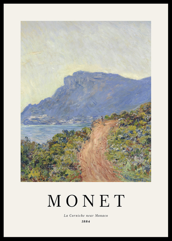 Monet La Corniche