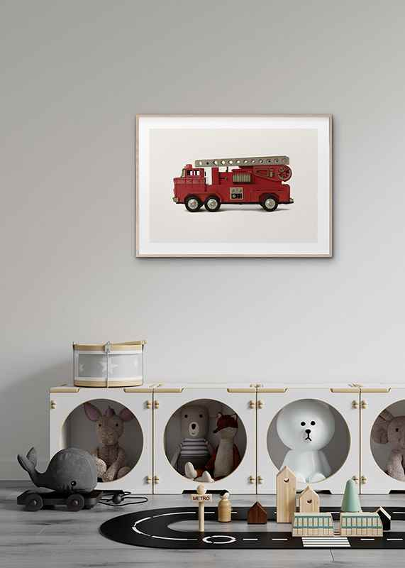 Fire Truck-4