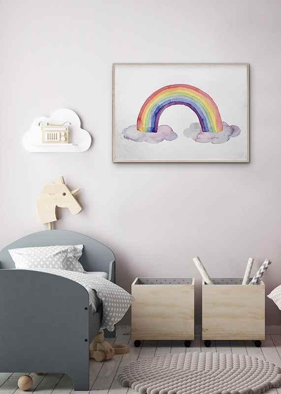 Watercolor Rainbow-4