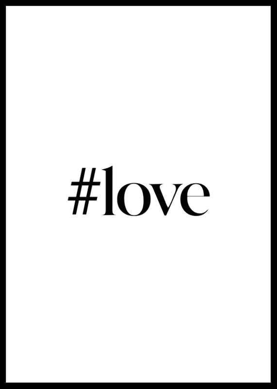 #Love-0