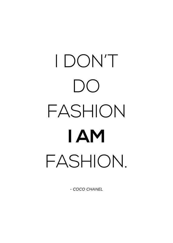 Chanel I Am Fashion-1