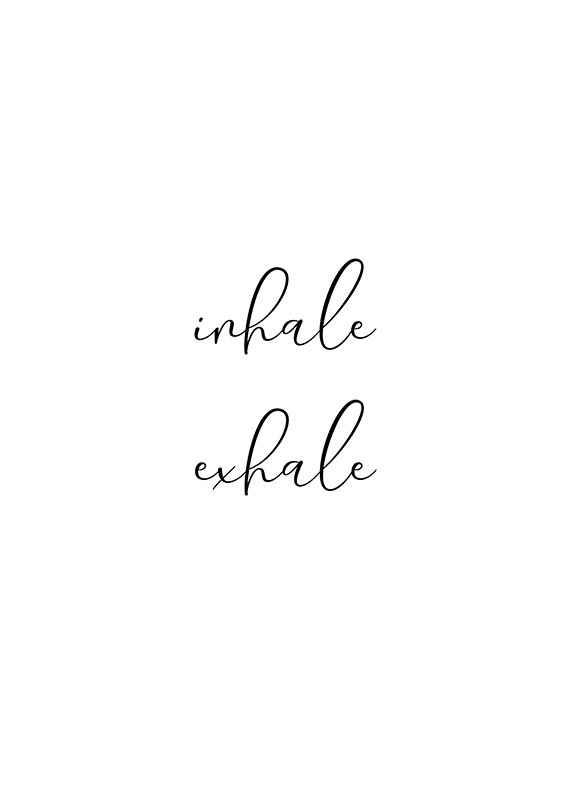 Inhale Exhale-1