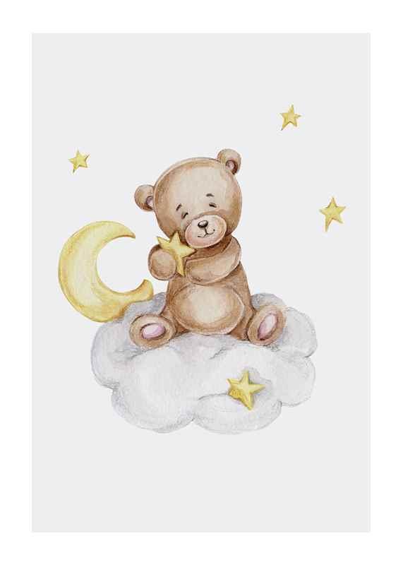 Teddy In The Sky-1