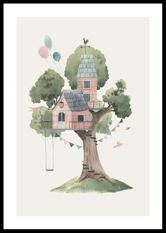Tree House No1