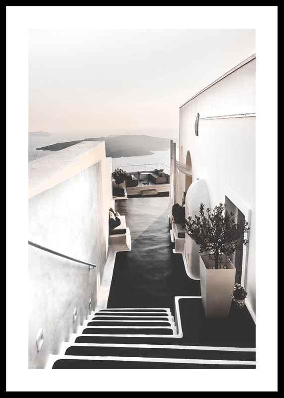 Santorini Staircase