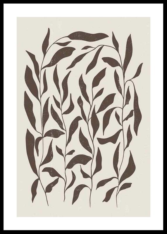 Abstract Botanical No1