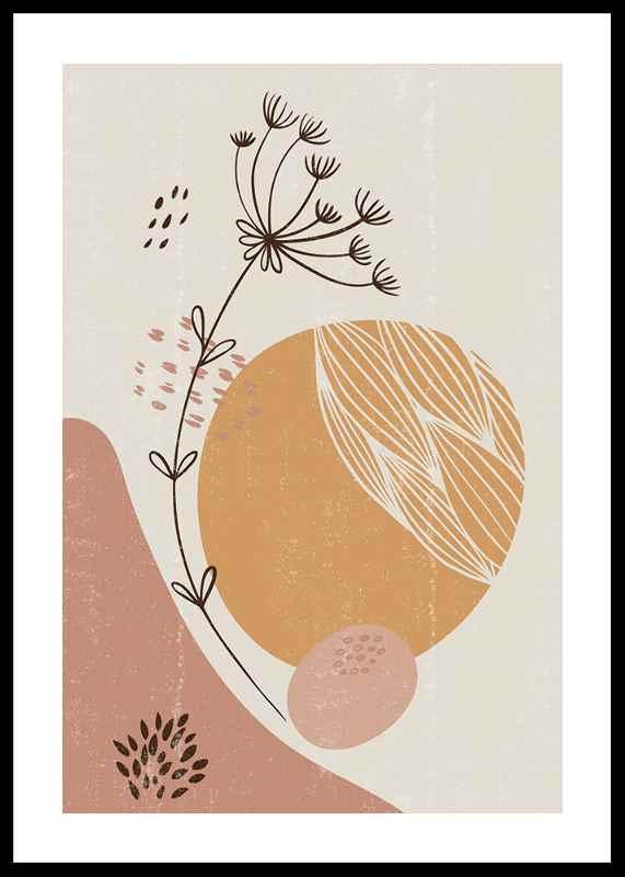 Abstract Botanical No2-0