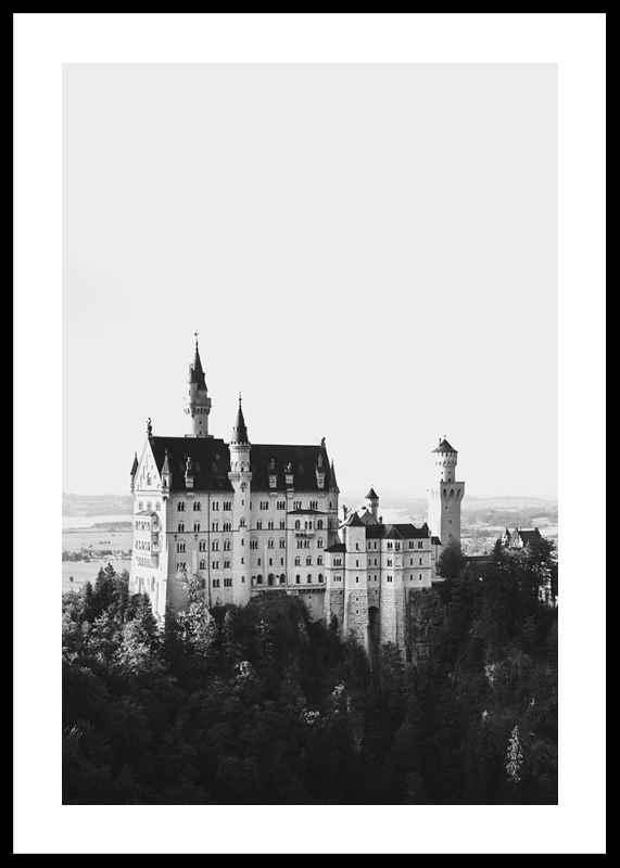 Neuschwanstein Castle-0