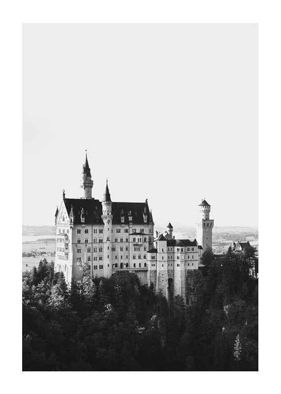 Neuschwanstein Castle-1