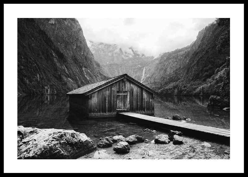 House At Obersee