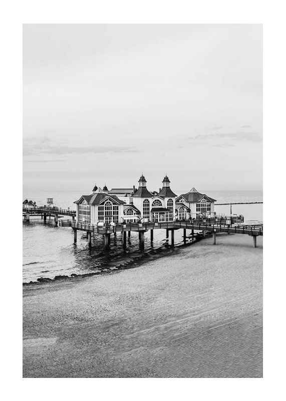 Pier At Sunrise-1