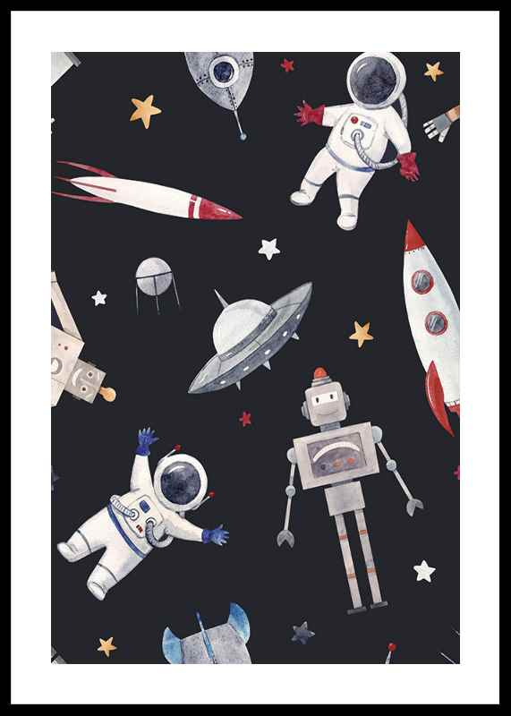 Out In Space-0