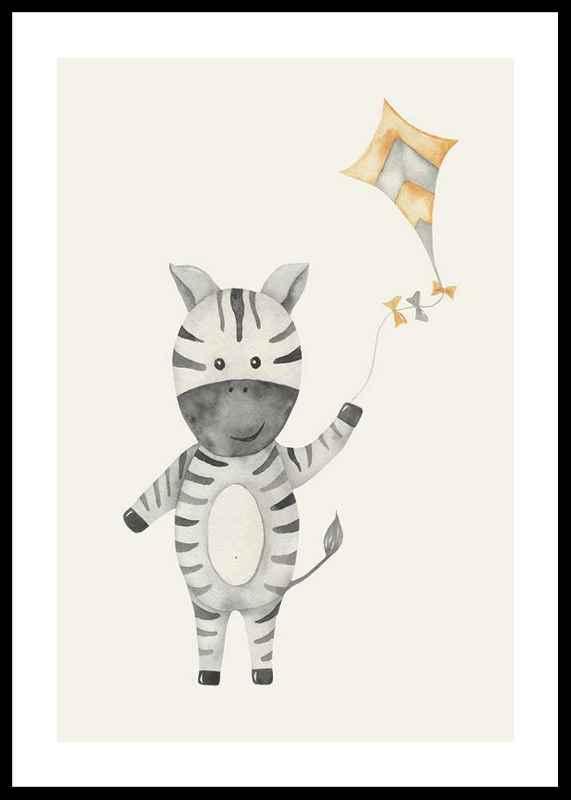 Zebra Kite