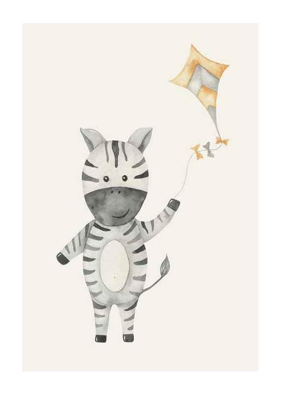 Zebra Kite-1