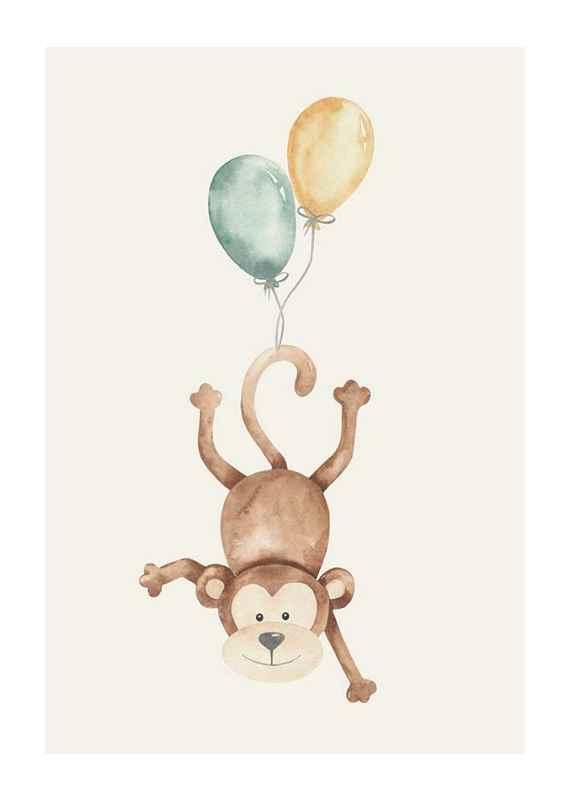 Monkey Balloons-1
