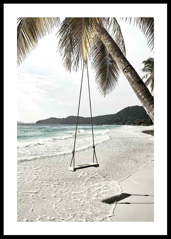 Swing At The beach-0
