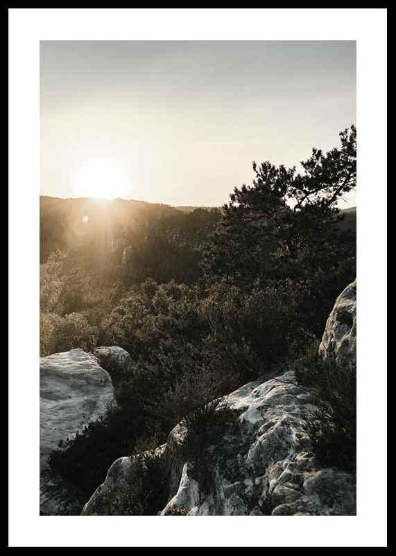 Sunrise In Switzerland No1