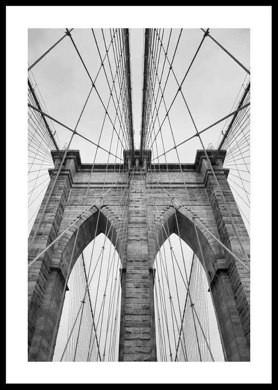 Brooklyn Bridge Close-0