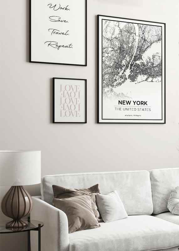 New York Kaart-2