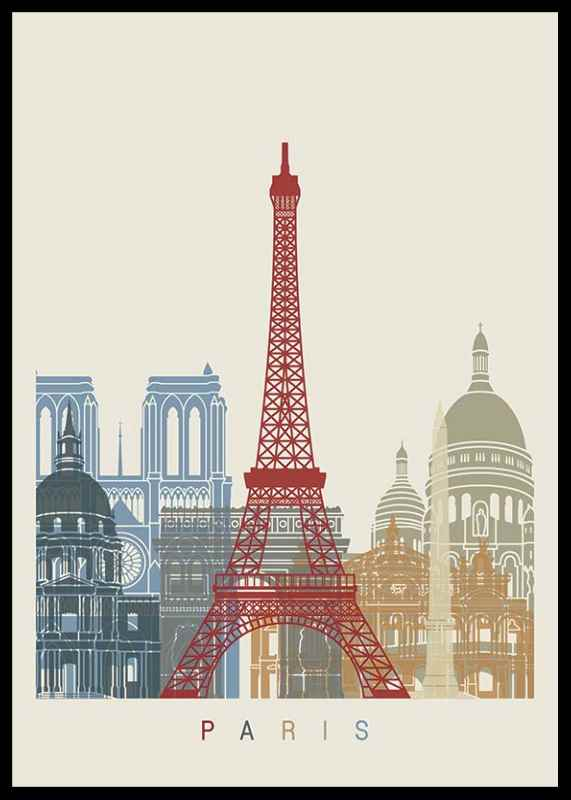 Paris Landmarks-0