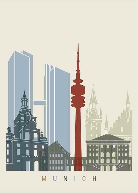 Munich Landmarks-1