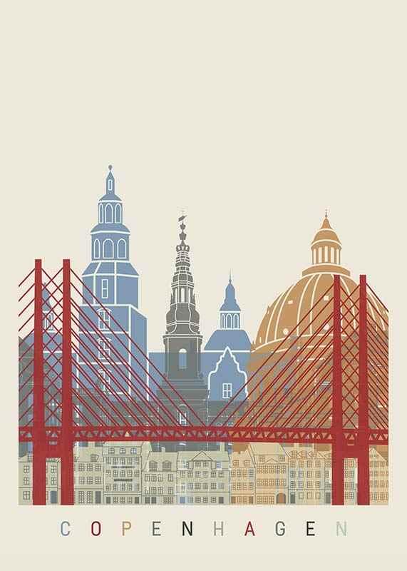 Copenhagen Landmarks-1