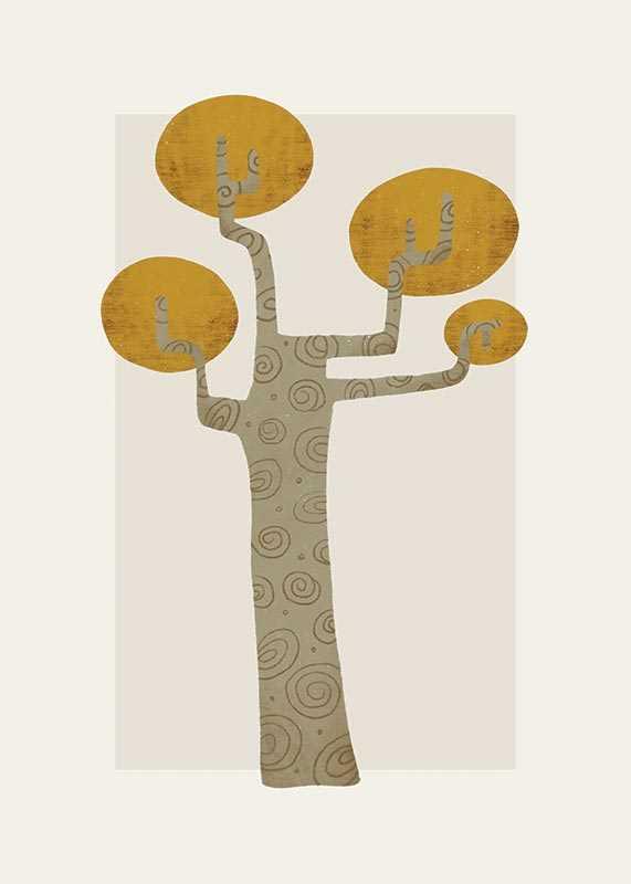 Abstract Tree No2-1