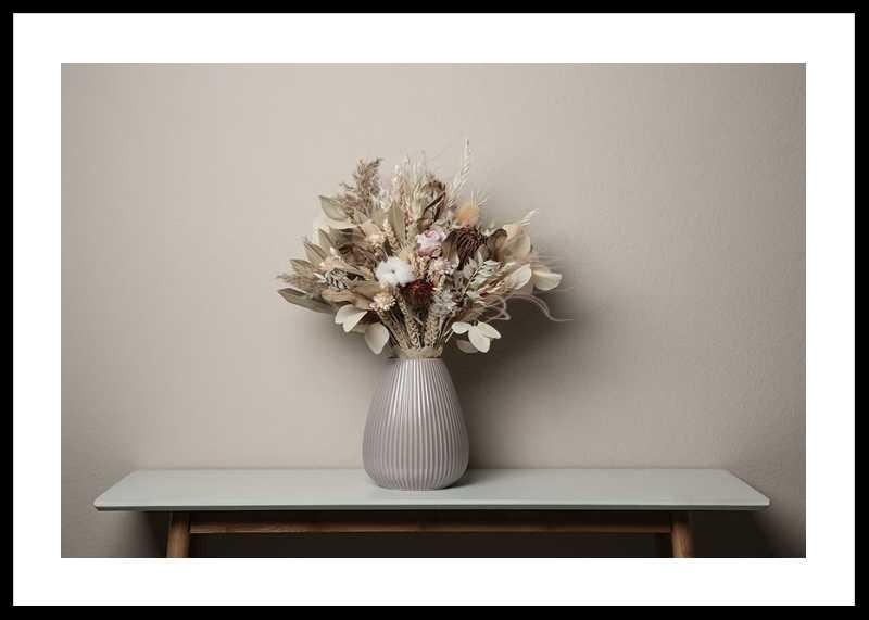 Bench Bouquet