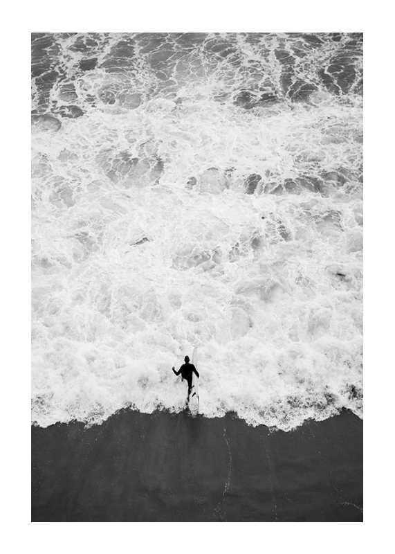 Running Into Ocean-1
