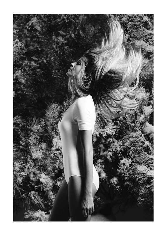Flying Hair -1