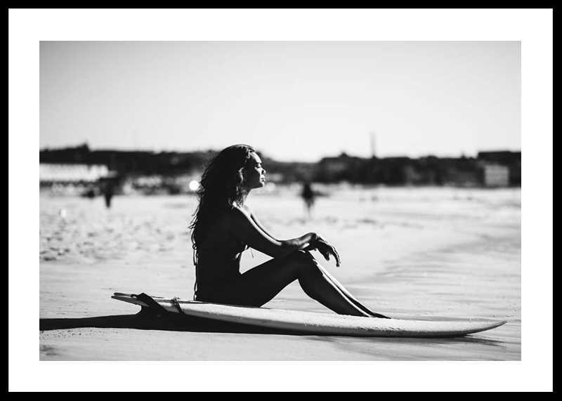 Bondi Beach Surfer