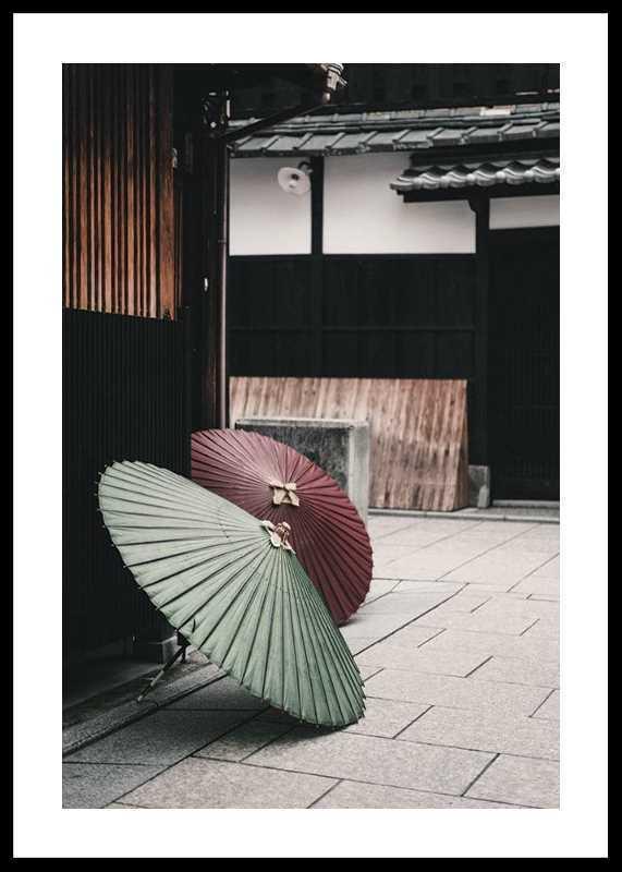 Umbrellas In Kyoto-0