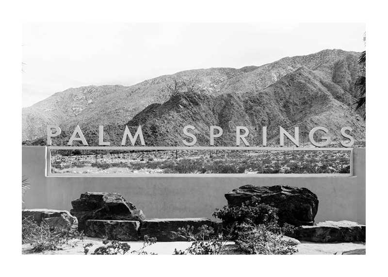 Palm Springs Sign-1