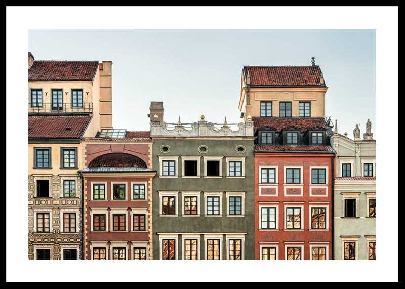 Town Houses In Warsaw-0