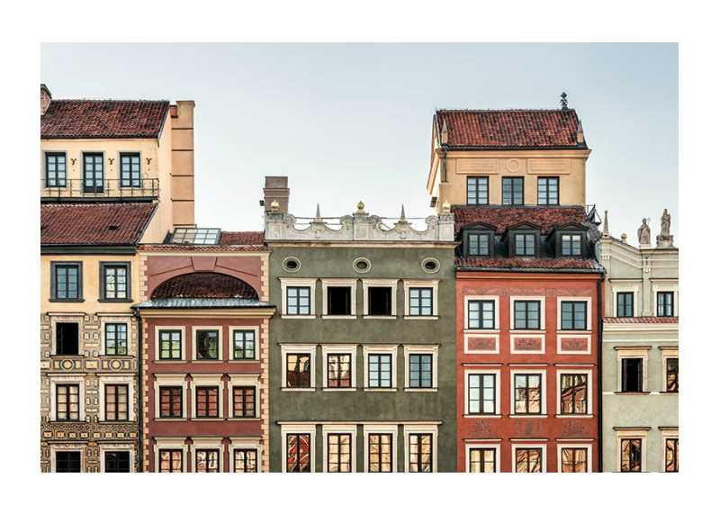 Town Houses In Warsaw-1