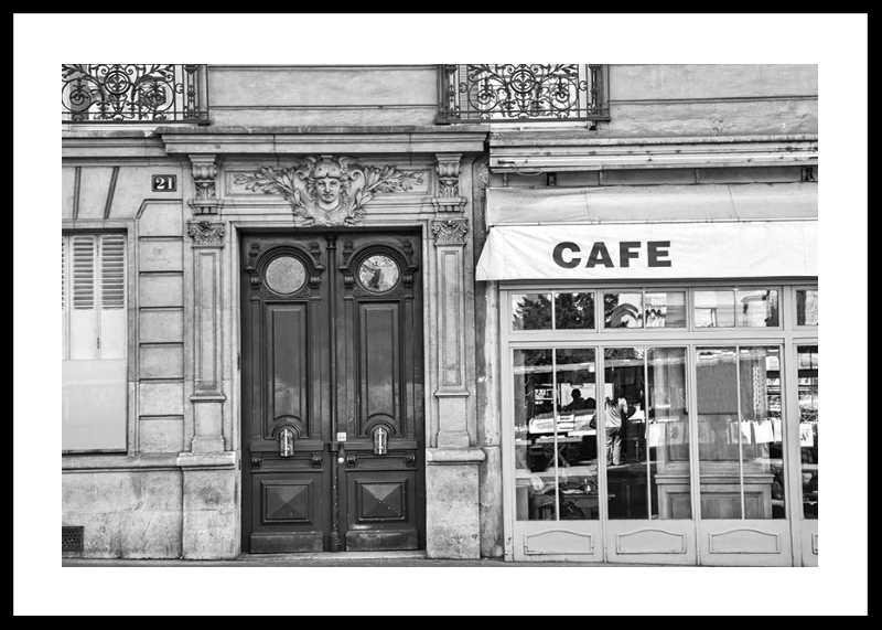 Cafe In Paris