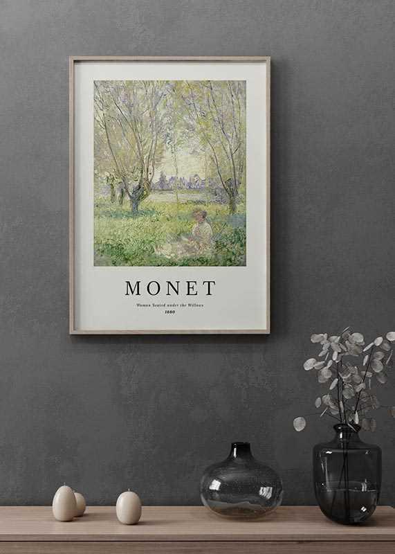 Monet Williows-2
