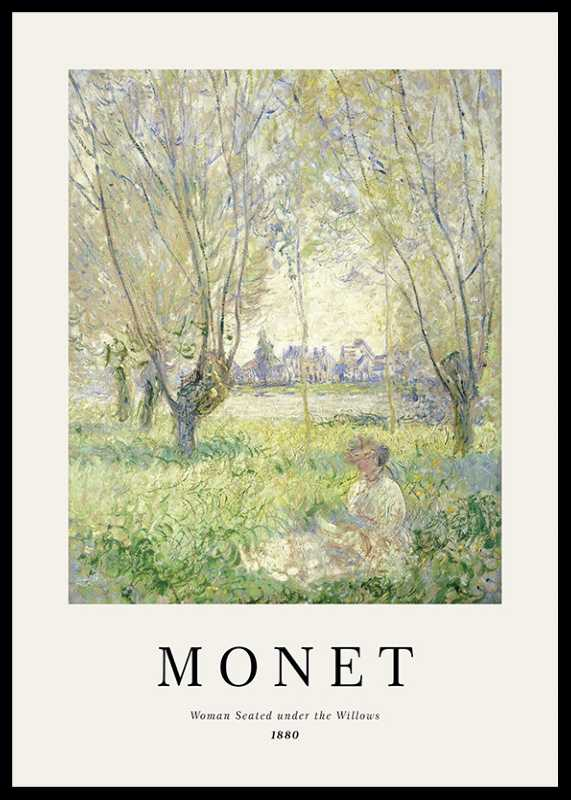 Monet Williows-0