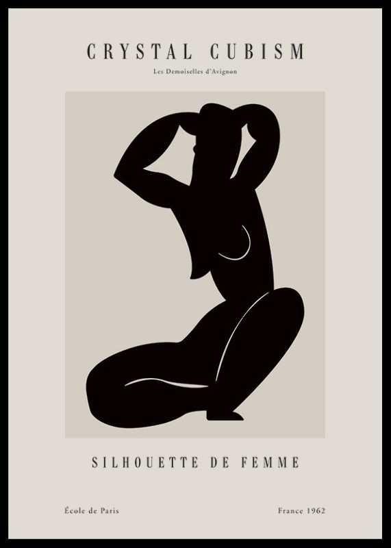 Picasso Femme Du Cubisme
